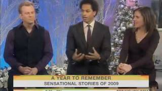 2009 Stories We Won't Forget - Today Show Segment
