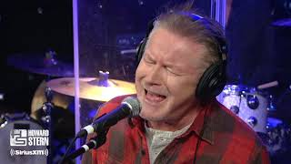"Don Henley ""Desperado"" Live on the Howard Stern Show (2015)"
