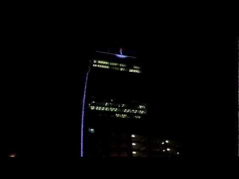اعلان اقم صلاتك في البرج، طريق الملك جدة