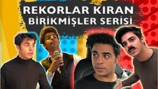 Murat Sakaoğlu - Rekorlar kıran 'Birikmişler Serisi'
