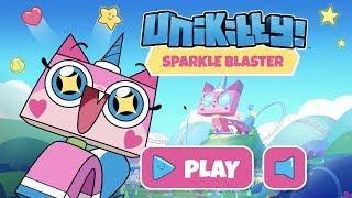 UNIKITTY GAME - SPARKLE BLASTER CARTOON NETWORK GAMES NONO TV
