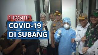 Satu Orang Positif Covid-19 di Subang Jawa Barat, Berawal Pulang Kerja dari Wilayah Jakarta