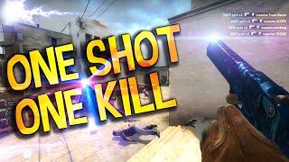 Как научиться стрелять с DEAGLE в CS:GO?