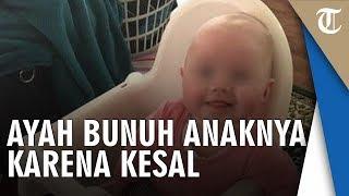 Bayinya Tak Berhenti Menangis, Seorang Ayah Kesal dan Bunuh Sang Buah Hati, Dilempar dari Ketinggian