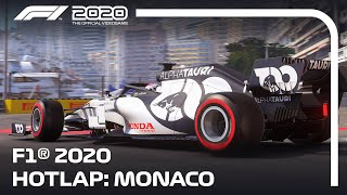 The jewel in F1®'s crown, and here for you to check out in all its regal splendour. Widely considered one of the most challenging circuits on the calendar, getting around Monaco's tight streets takes nerves of steel and boatloads of determination.  F1® 2020 is no different. We've completed a visual uplift and ahead of this weekend's Virtual Grand Prix, we're jumping on-board Pierre Gasly's AlphaTauri for a tour around some of F1®'s best known landmarks, from Casino Square, to the slowest corner of the calendar at the Grand Hotel hairpin, the iconic tunnel, and Rascasse.  Always found the Circuit de Monaco difficult? The accessible handling settings of F1® 2020 will help you get up to speed on this glorious circuit.  You won't want to miss the Virtual Grand Prix on Sunday 24th May, with F1® drivers including Esteban Ocon and Valtteri Bottas, as well as Alex Albon, Antonio Giovinazzi, George Russell, Nicholas Latifi, Lando Norris and Charles Leclerc up the challenge on F1® 2019's Circuit de Monaco. The action will be kicking off from 6pm BST across F1®'s YouTube, Twitch and Facebook channels.  Find out more here: https://www.formula1game.com/2020/news/check-out-this-hot-lap-of-monaco-in-f1-2020-ahead-of-this-weekend-s-virtual-grand-prix  Oh, and no heroics into Sainte Devote, please.  Be the 11th team in F1® 2020 – out 10th July 2020. Find out more and pre-order here: https://www.formula1game.com/2020/preorder    Join us for the ride – follow us on our social channels: Facebook: http://www.facebook.com/formula1game  Twitter: http://www.twitter.com/formula1game  YouTube: http://www.youtube.com/formula1game  Instagram: http://www.instagram.com/formula1game Website: http://www.formula1game.com/2020  Forums: http://forums.codemasters.com  F1 Esports: http://www.f1esports.com  #F12020game #VirtualGP #MonacoGP