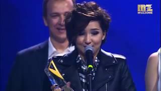 EMA 2017! AYREE - победительница в номинации