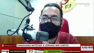 PNOTÍCIAS 02/09/2020 - BOLETIM CORONAVIRUS SANTO ESTÊVÃO E MAIS NOTÍCIAS