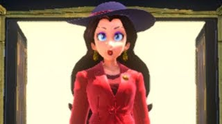 Super Mario Odyssey - Finding Pauline's Band