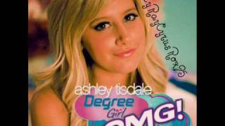 Ashley Tisdale - Never Gonna Give You Up - Degree Girl Cover -