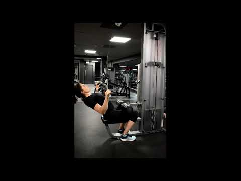 How to 45 Degree Lat Pulldown