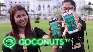 Pokémon Go fever descends on Yangon, Myanmar | Coconuts TV