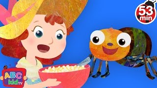 Little Miss Muffet | +More Nursery Rhymes & Kids Songs - Cocomelon (ABCkidTV)