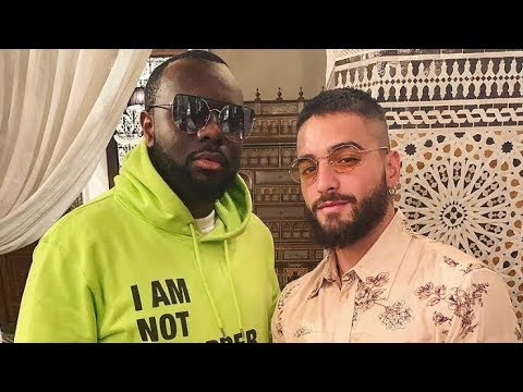Maluma Ft Maître Gims - Hola Señorita (Audio Officiel)