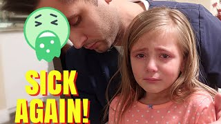 Sickness Strikes Again! / 3 out of 4 Kids are Sick at Home / Real Life with Kids