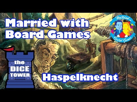 Haspelknecht Review with Married with Board Games