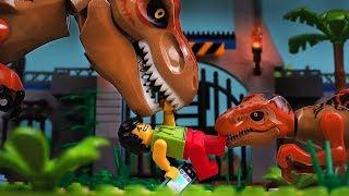 Oops! - LEGO Jurassic World 2 - Mini movie