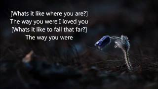 Joseph Arthur - Failed (Lyrics on Screen)