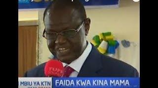 Kaunti ya Meru yazindua mpango wa kuwainua kina mama kiuchumi
