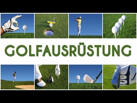 Golfausrüstung für Anfänger: Welche Golfschläger brauchst Du?