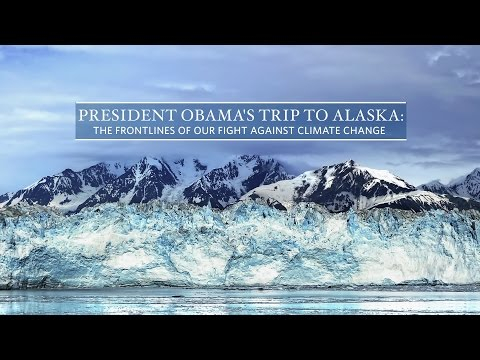 The Frontlines Of Climate Change: Why Obama's Trip To Alaska Is A Really Big Deal