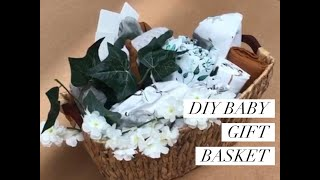 How To Style A Baby Gift Basket L Snuggle Hunny Kids