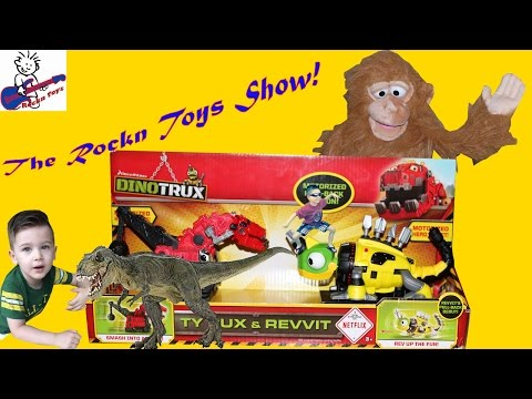 DREAMWORKS DINOTRUCKS TOYS REVIEWED ON ROCKN TOYSREVIEW