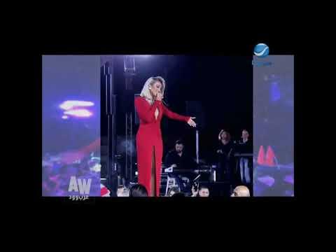 """شاهد: فنانات رفعن شعار """"السيدة بالأحمر"""" في صيف 2018"""