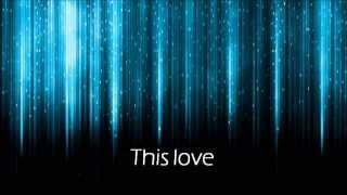 Craig Armstrong Feat. Elizabeth Fraser This Love (lyrics)