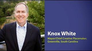 Greenville Mayor Knox White Named Wyche Award Winner