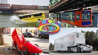 Машинки - изучаем транспорт, технику и цвета. Обучающее видео для детей