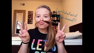 I GOT KICKED OUT OF A COLLAB CHANNEL | Alyssa Michelle - Video Youtube
