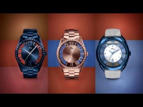 Relojes Lotus para Mujer Spot TV  2015