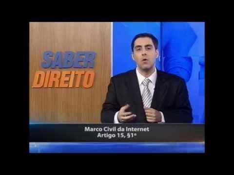 Direito Eletrônico – Marco Civil da Internet (aula 4)