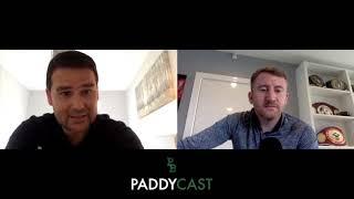 PaddyCast With David Healy