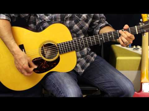 Free - Acoustic Guitar Lesson - Spice Up Your Chord Changes - EASY