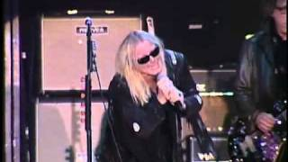 Cheap Trick - Way of the World.  Enoch, AB 03-26-10