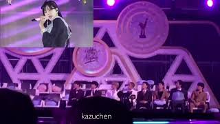 """EXO Reaction To BLACKPINK 무대 리액션 """"AS IF IT'S YOUR LAST"""" @SMA"""