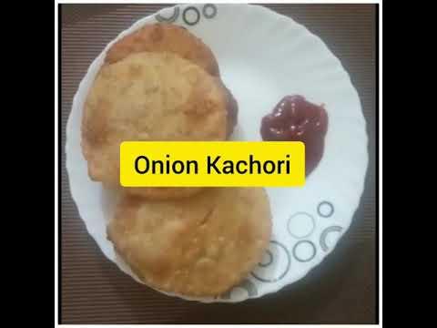 Onion Kachori Recipe |easy method|Tasty| Quarantine days |  #cooking #recipe #Kachuri