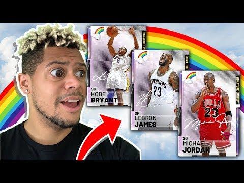 THE IMPOSSIBLE RAINBOW CHALLENGE!! NBA 2K19 MyTeam