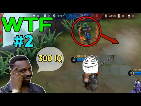 Mobile Legends WTF and Funny Moments 2
