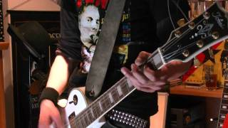 JOAN JETT/Summer Time Blues  (Guitar Cover)