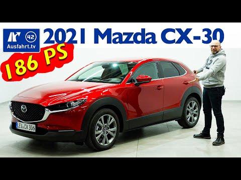 2021 Mazda CX-30 e-SKYACTIV-X 2.0 MHEV AT6 FWD - Kaufberatung, Test deutsch, Review, Fahrbericht