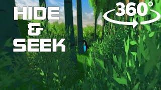 360° Play Hide & Seek With WOWVR
