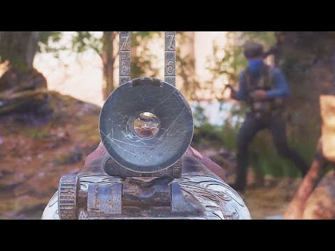 People Hate Me For Using This Elephant Gun...(Hunt: Showdown)