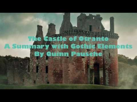 The castle of otranto summary and Gothic elements