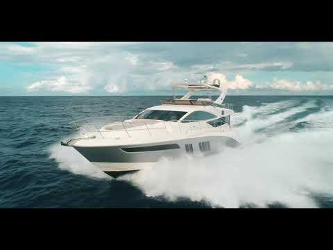 Sea Ray 650 Fly video
