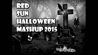 Juicy M & BOOSTEDKIDS VS Joey Dale- Evil circus vs haunted house (Red Sun Halloween 2015 Mashup )