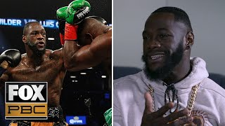 Deontay Wilder breaks down his 10th-round TKO of Luis Ortiz ahead of their rematch | PBC ON FOX
