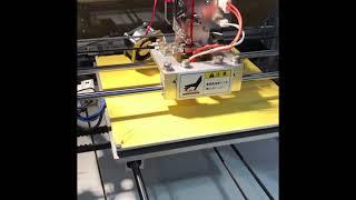 ファブラボ3Dプリンター出力