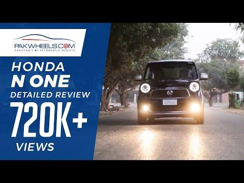 Honda N One | Expert Review